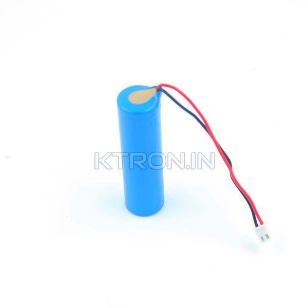 KSTB0012 18650 2400 maH Lithium Ion Battery BAK - With Wire- 3C Rated - 1000cycle