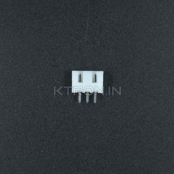 KSTC0033 3 Pin JST XH Male Connector - 2.54mm Pitch