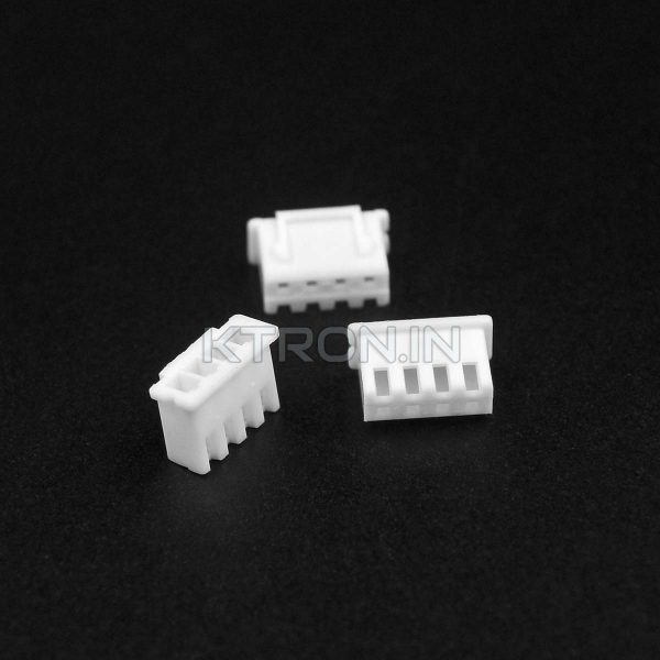 KSTC0038 4 Pin JST XH Female Connector - 2.54mm Pitch