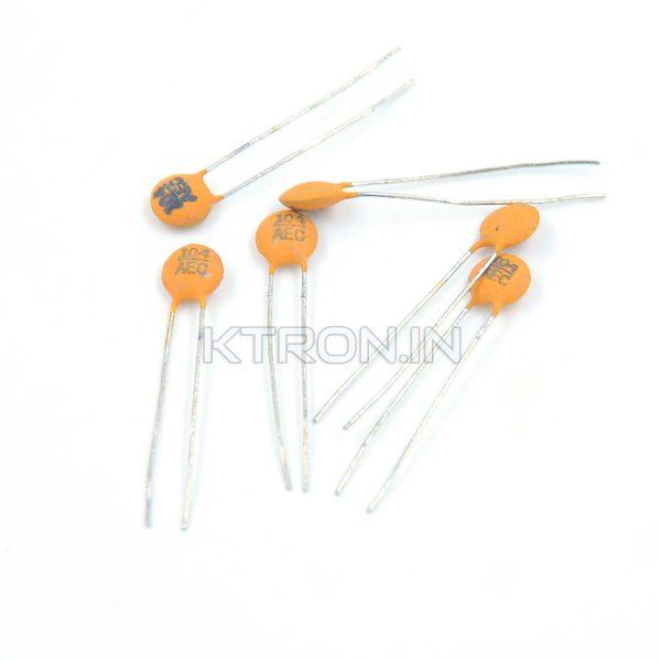 KSTC0093 50V 100nF 104 Ceramic Capacitor