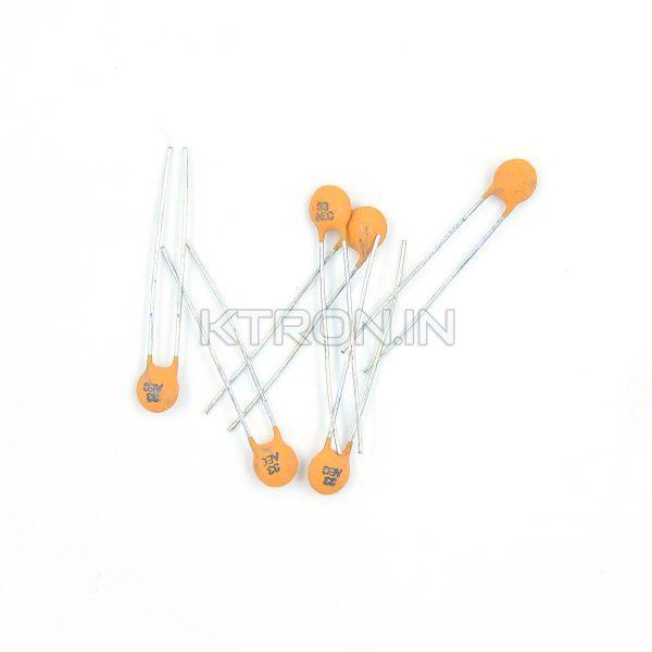 KSTC0094 50V 33pF Ceramic Capacitor