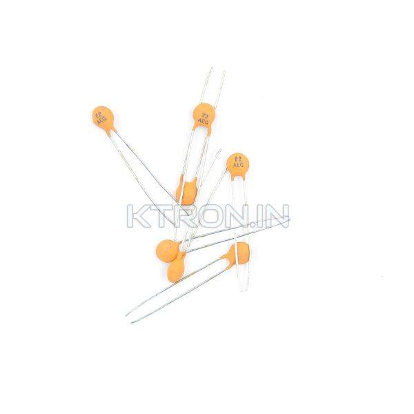 KSTC0095 50V 22pF Ceramic Capacitor