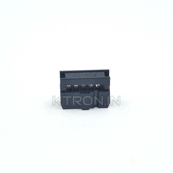 KSTC0143 10 Pin FRC Female Connector