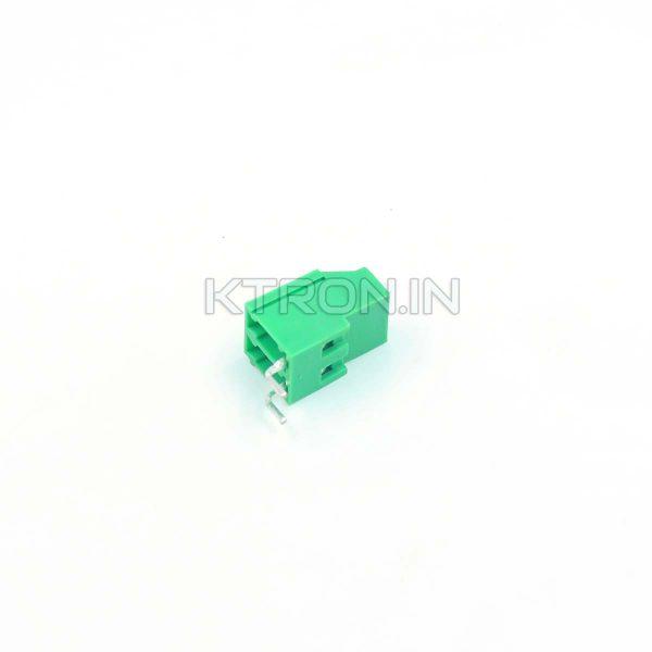 KSTM0389 Screw Terminal 2 Pin Right Angle Vital