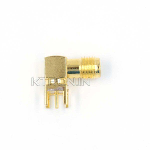 KSTC0395 SMA Female Right Angle Connector