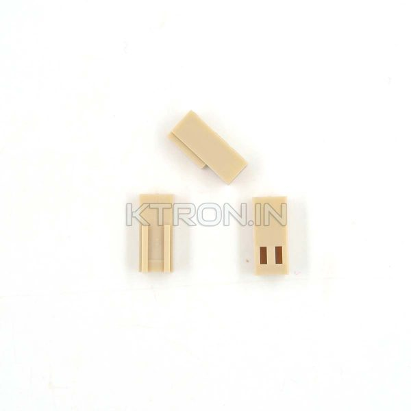 KSTC0474 2 pin female 2510 connector