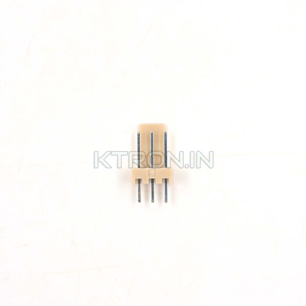 KSTC0475 3 pin male 2510 connector
