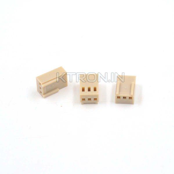 KSTC0476 3 Pin Female 2510 Connector