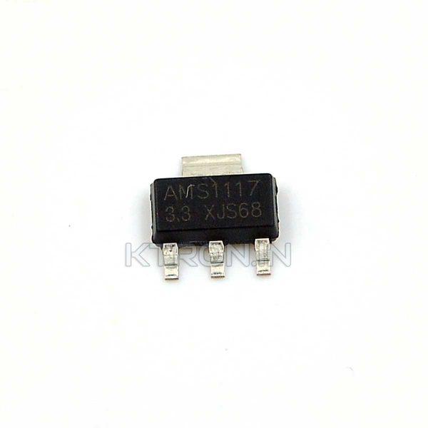 KSTI0045 AMS1117-3.3V Low Dropout Voltage Regulator - SOT-223