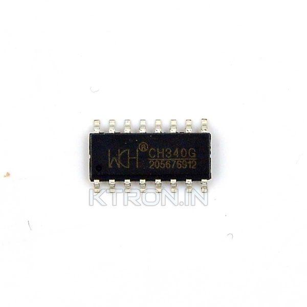 KSTI0096 CH340G USB to Serial Converter chip
