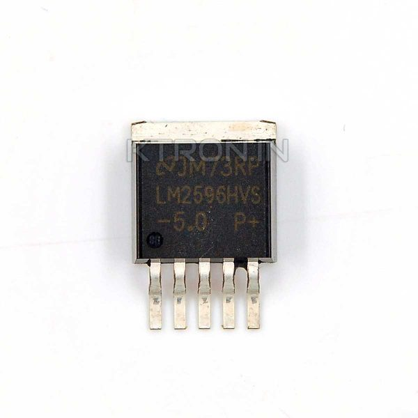 KSTI0174 LM2596HVS_5.0 Fixed Output 5V - Step Down Regulator