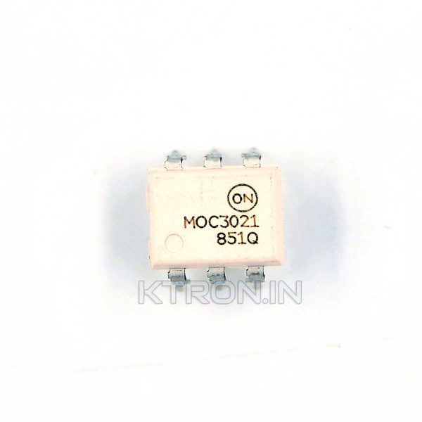 KSTI0189 MOC3021 Optoisolator - Triac Driver