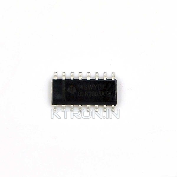 KSTI0438 ULN2003ADR NPN Transistor Darlington Array Chip