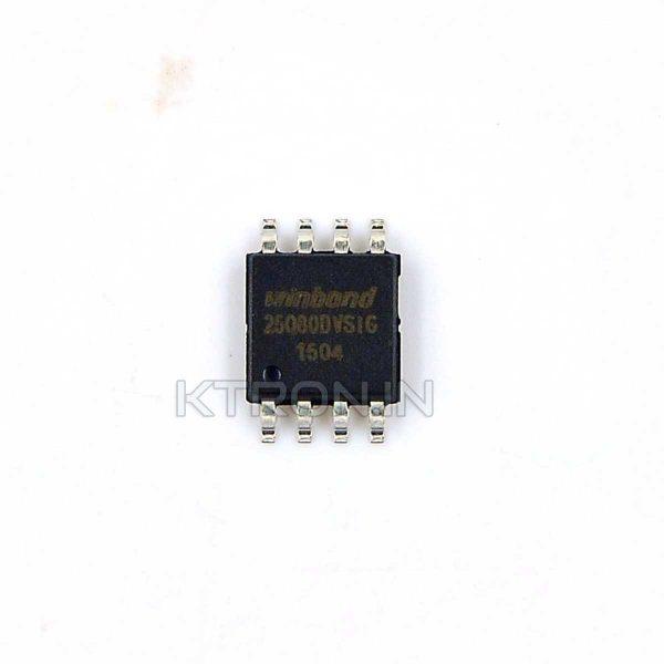 KSTI0451 W25Q80DV Serial Flash