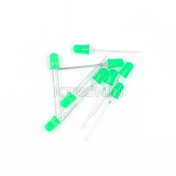 KSTL0166 Green LED 5mm