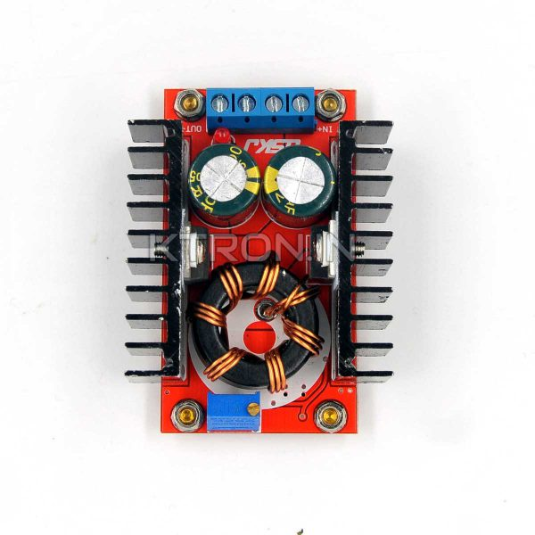 KSTM0009 150W Step Up 10-32V to 12-35V 6A Module