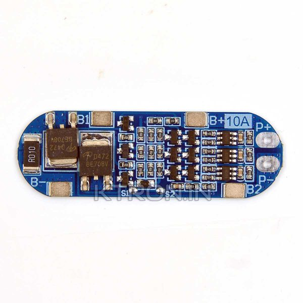 KSTM0034 3S 11.1V 10A Lithium Ion Battery Charging And Protection Module