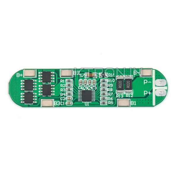 KSTM0040 4S 14.8V 10A Lithium Ion Battery Charging And Protection Module