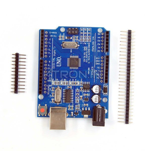 KSTM0050 Arduino Uno R3 - SMD MCU - Without Cable