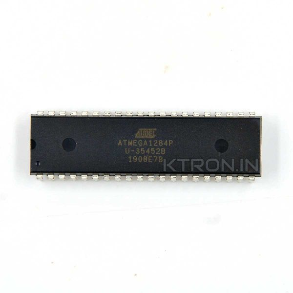 KSTM0051 Atmel AVR Atmega1284P-PU 8 Bit MCU - 128K Flash - DIP40