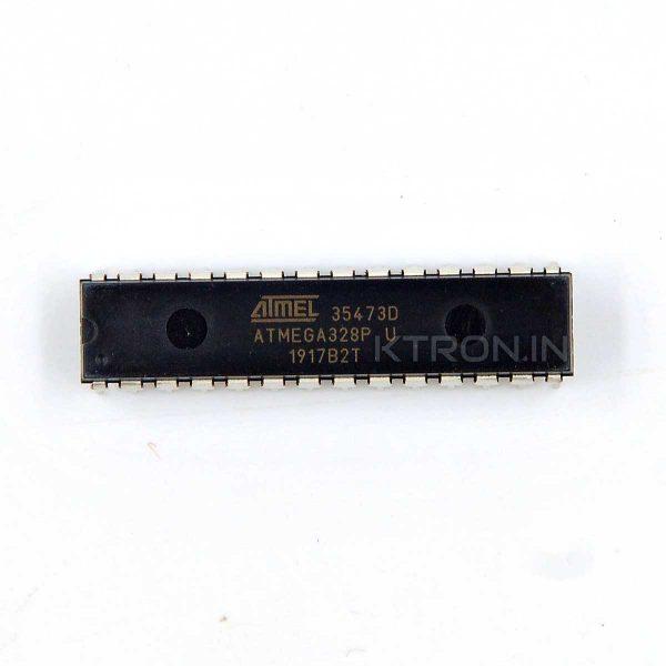KSTM0052 Atmel AVR Atmega328p-PU 8 Bit Microcontroller - 32KB - DIP28