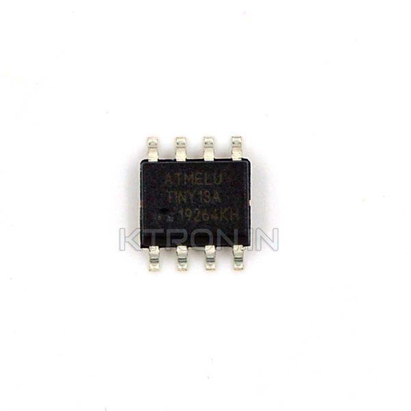 KSTM0055 ATTiny13A-SSU 8 bit AVR Microcontroller - 1K Flash - SOIC-8