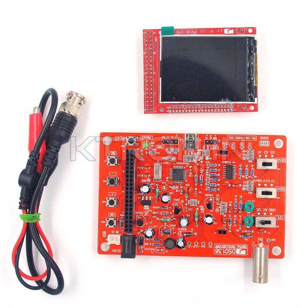KSTM0115 DSO138 Mini Oscilloscope Kit