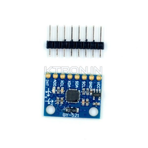 KSTM0194 MPU6050 Module 3 Axis Accelerometer and Gyroscope Module