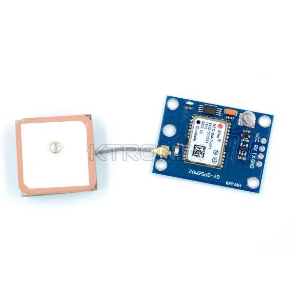 KSTM0199 Ublox Neo 6M GPS Module
