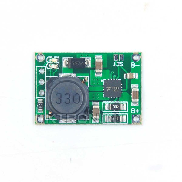 KSTM0432 TP5100 Single or Double Lithium Ion Battery Charging Module