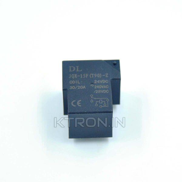 KSTR0221 24V 30A T90 Relay