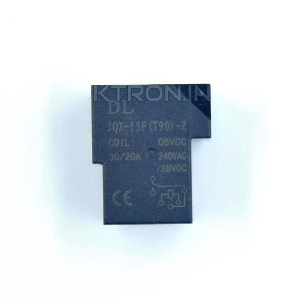 KSTR0222 5V 30A T90 Relay