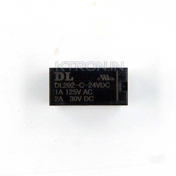 KSTR0422 24V 2A Telecom relay