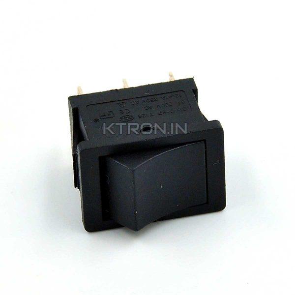 KSTS0381 Rocker Switch DPDT 6A