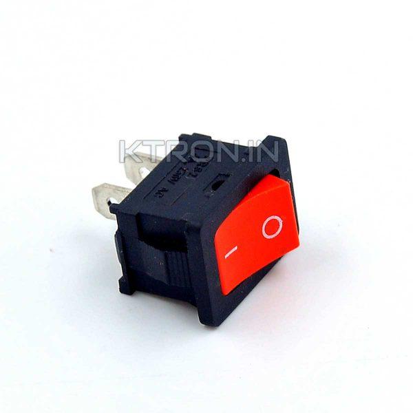 KSTS0382 Rocker Switch SPST 4A