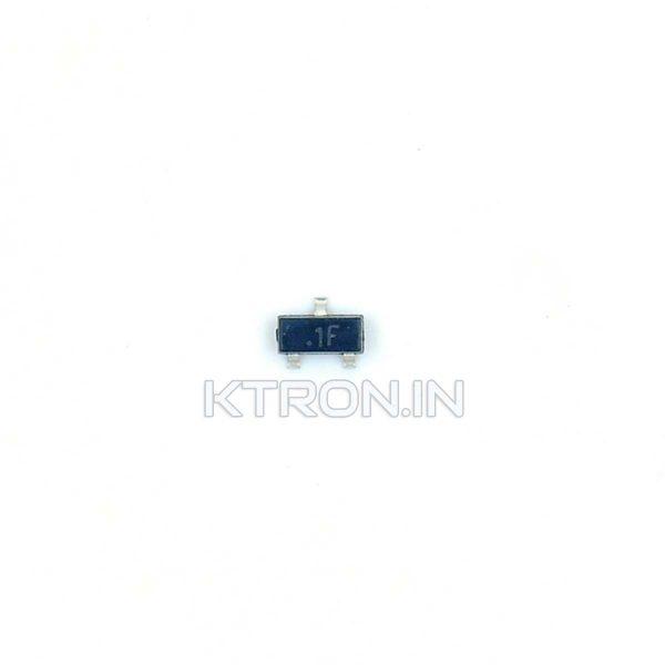 KSTT0059 BC847 Transistor 45V 100mA NPN Transistor - SOT23