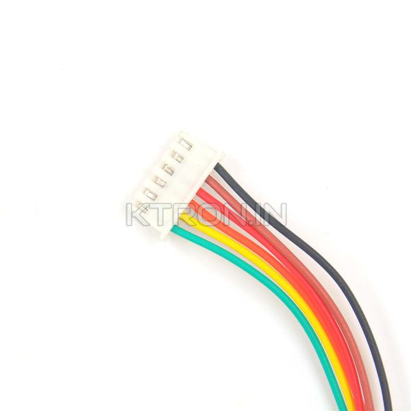 6 Pin JST XH Female Cable