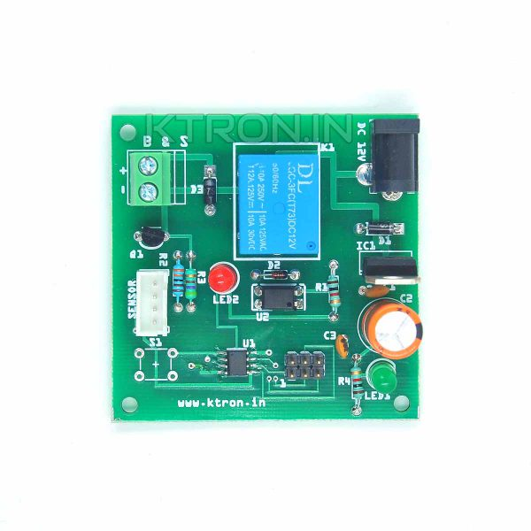 KSTM0628 DIY Sanitizer Dispenser Module