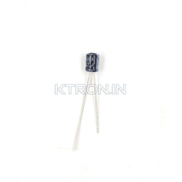 KSTC0521 Electrolytic Capacitor 0.1uF 50V