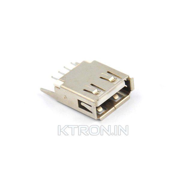 KSTC0570 Female Usb Socket Type Usb 2.0