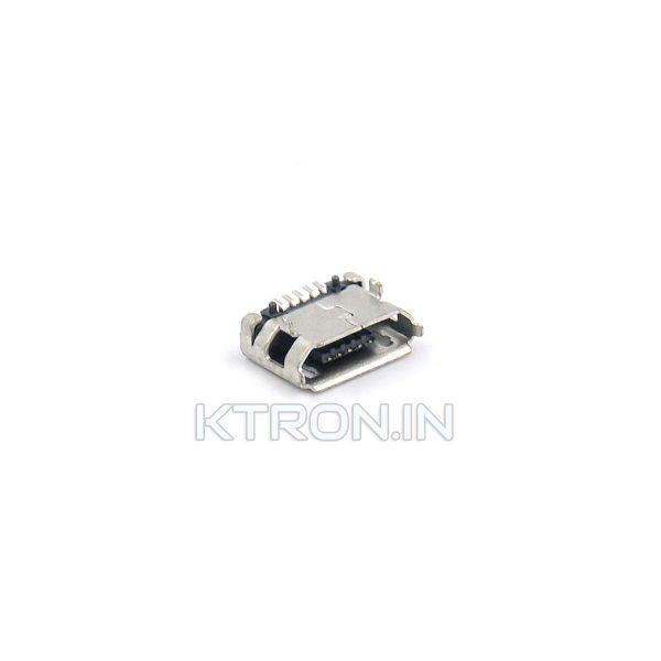 kstc0597 micro usb connector with th support legs
