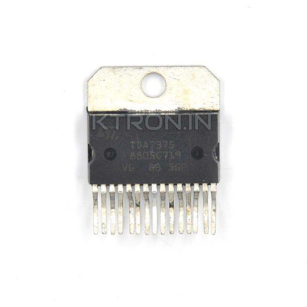 KSTI0589 TDA7375 Amplifier
