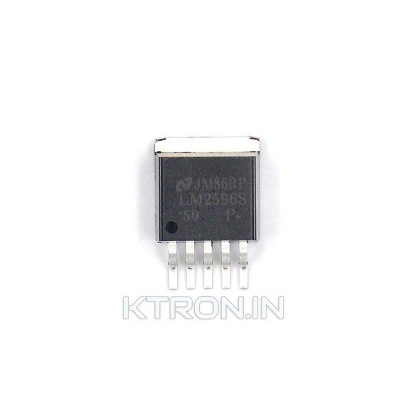 KSTI0594 LM2596S 5V Fixed Voltage Regulator IC