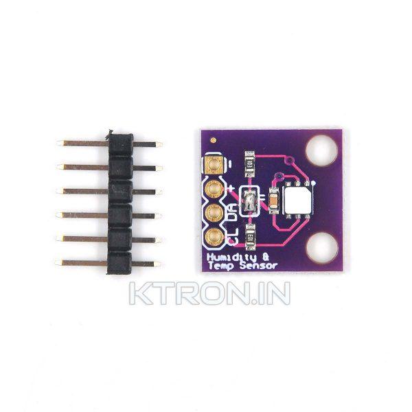 KSTM0557 SI7021 Temperature And Humidity Sensor Module