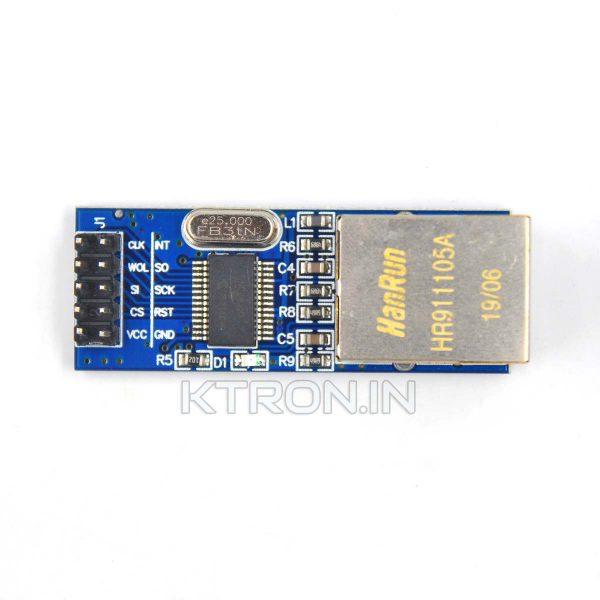 kstm0565 ENC28J60 Ethernet LAN Module