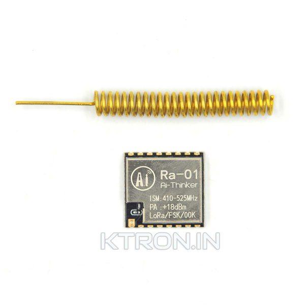 KSTM0567 LoRA RA-01 RF Transceiver Module