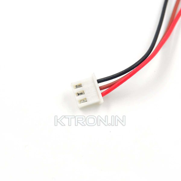 3 Pin JST XH Female Cable