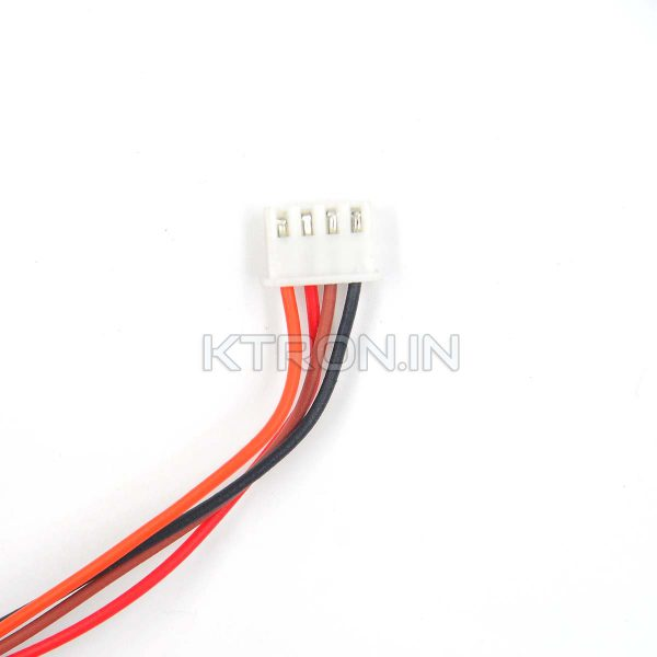 4 Pin JST XH Female Cable