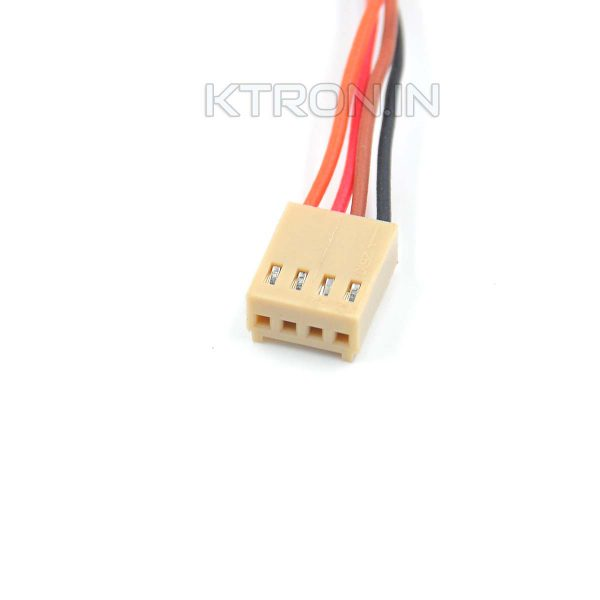 4 Pin 2510 Series Female Cable