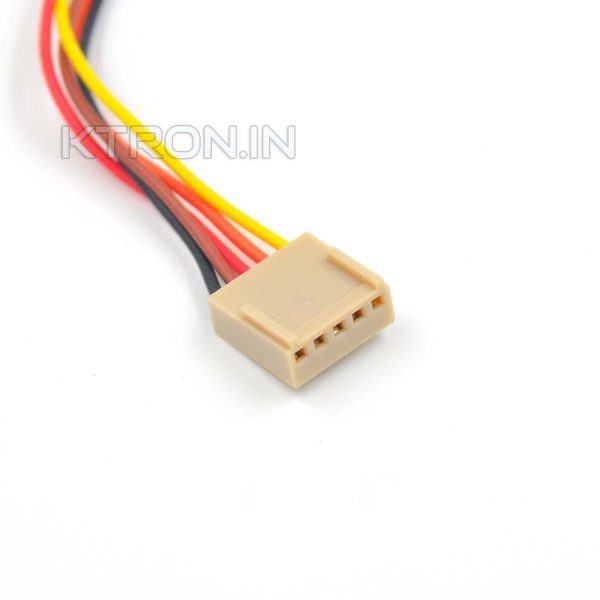 5 pin 2510 Series Female Cable